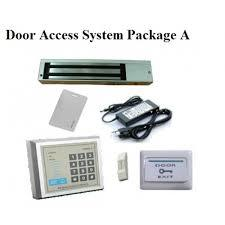 HEAVY DUTY DOOR ACCESS CARD SYSTEM FULLSET