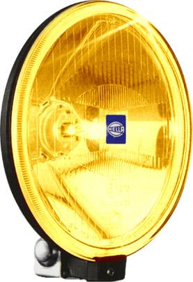 Hella Comet 500 Spot Light (Yellow)