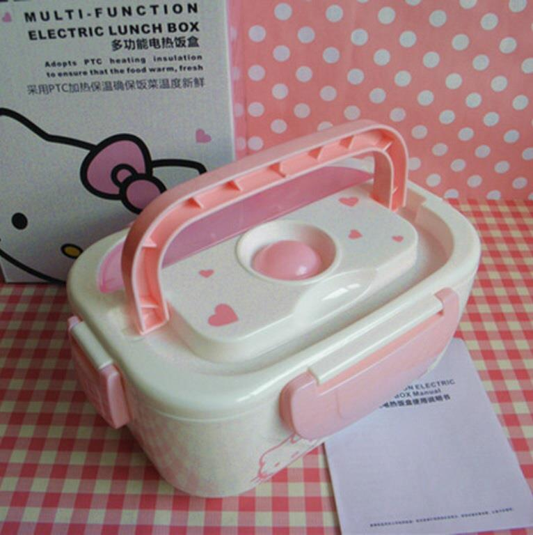 hello kitty bento lunch box warmer end 7 27 2016 10 15 pm. Black Bedroom Furniture Sets. Home Design Ideas