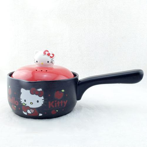 Hello Kitty Claypot with Handle - 1000ml