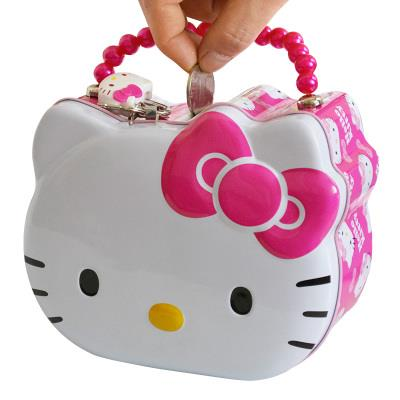 Hello Kitty Coins Saving Box for kids & Adults