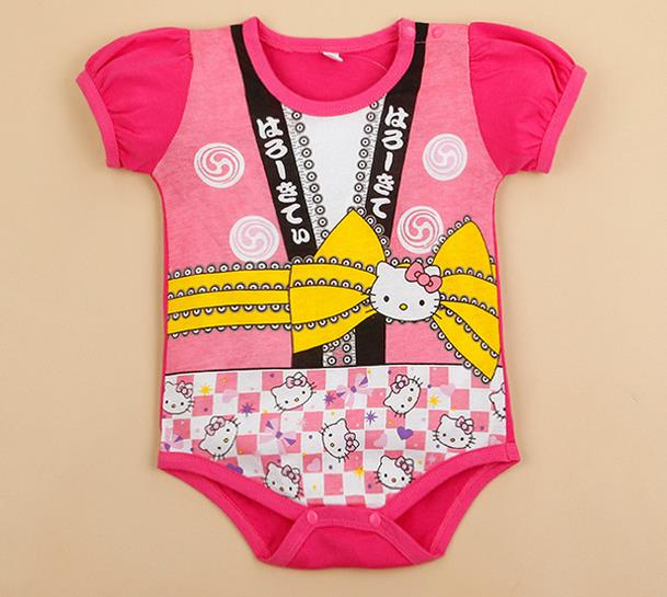 Hello Kitty Japanese Style Rompers