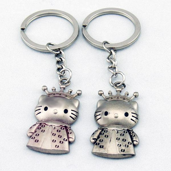 Hello Kitty Lover Couple Key Chain Keychain K39