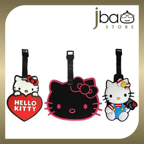 Hello Kitty Luggage Tag Suitcase School Bag Name Tags / Birthday Gift