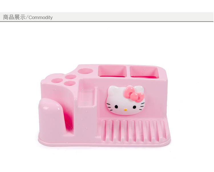 Hello Kitty Multipurpose Toothbrush Holder
