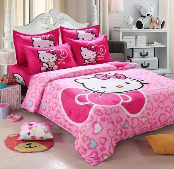 Hello Kitty Queen Size Fitted Bedshe End 7 25 2015 2 01 Pm