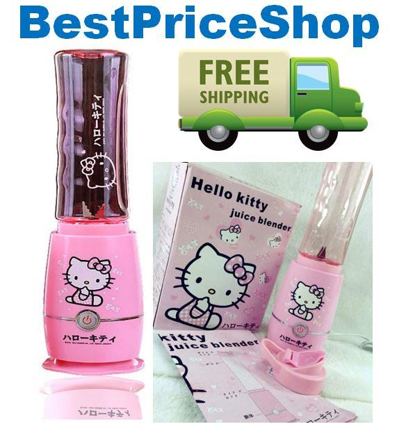 Kitty In A Blender ~ New hello kitty shake n take juice end pm