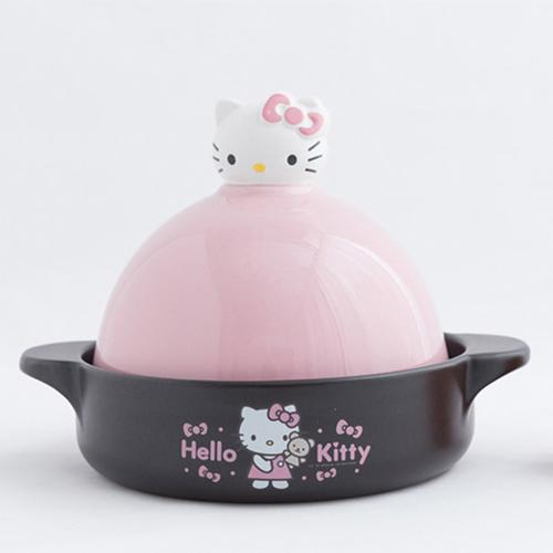 Hello Kitty Sizzling Claypot - 1300ml