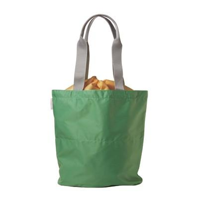 Hellolulu Double Decker Tote - Green