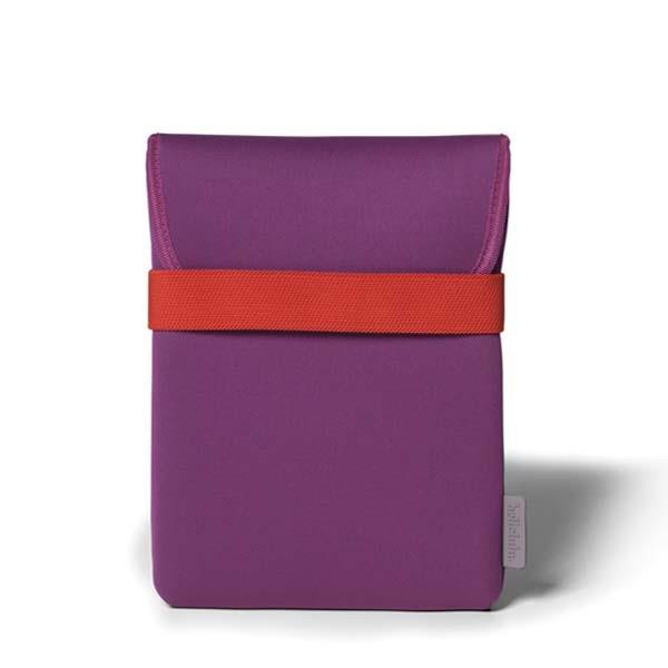 Hellolulu Eli Neoprene iPad Case - Purple