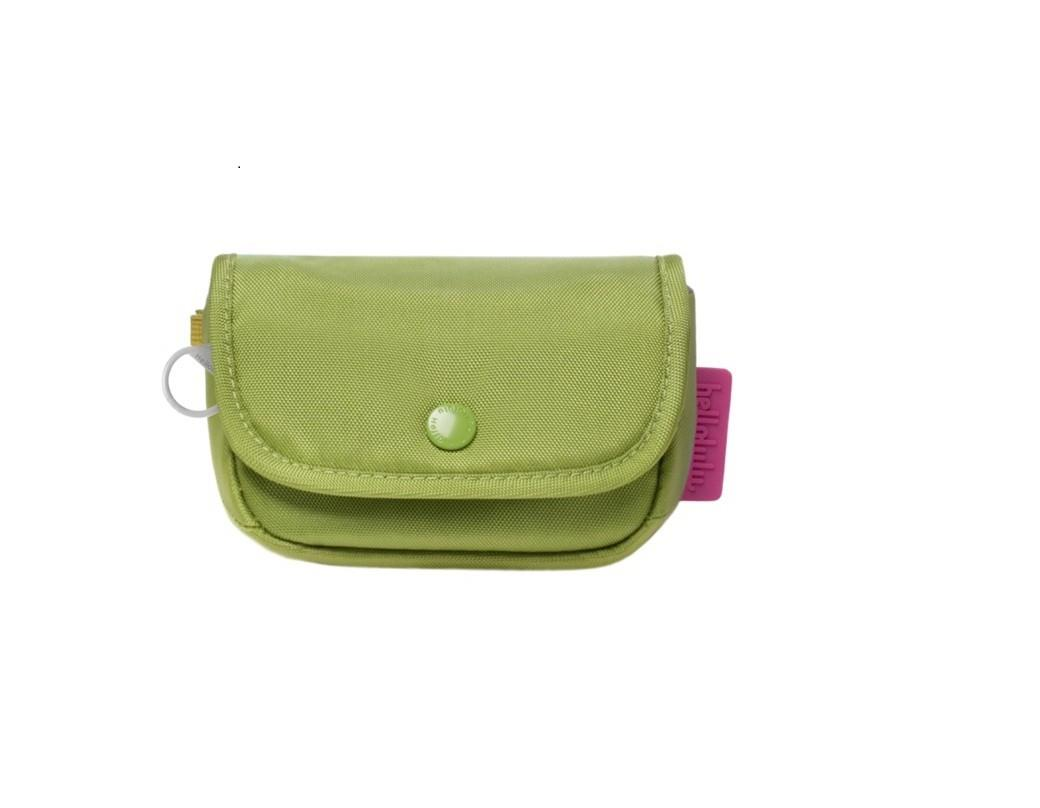 Hellolulu Mini Jellybean Ultra Compact Camera Bag - Grass