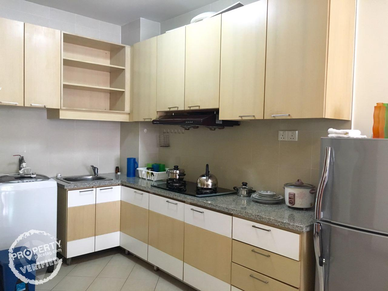 The Heritage Residences, Seri Kembangan for Rent