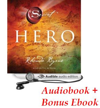 Hero by Rhonda Byrne  (THE SECRET) Ebook+Audiobook Complete Set