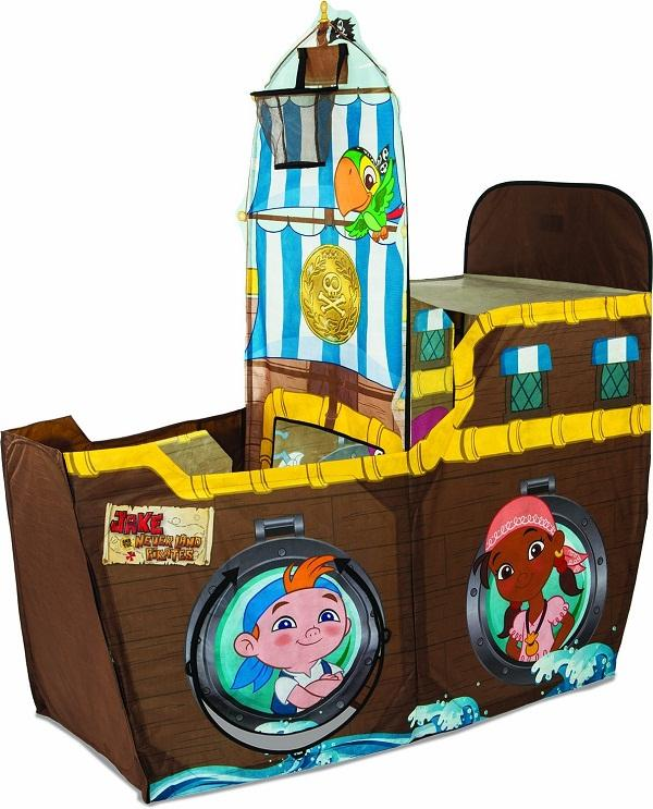 Heroic Bucky Pirate Ship Tent (For Age 3 Years +), Only For Peninsular