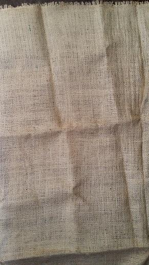 hessian / jute / burlap fabric cloth