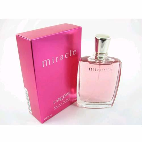 HIGH GRADE MIRACLE BY LANCOME PERFUME FOR HER 100ML BEST!