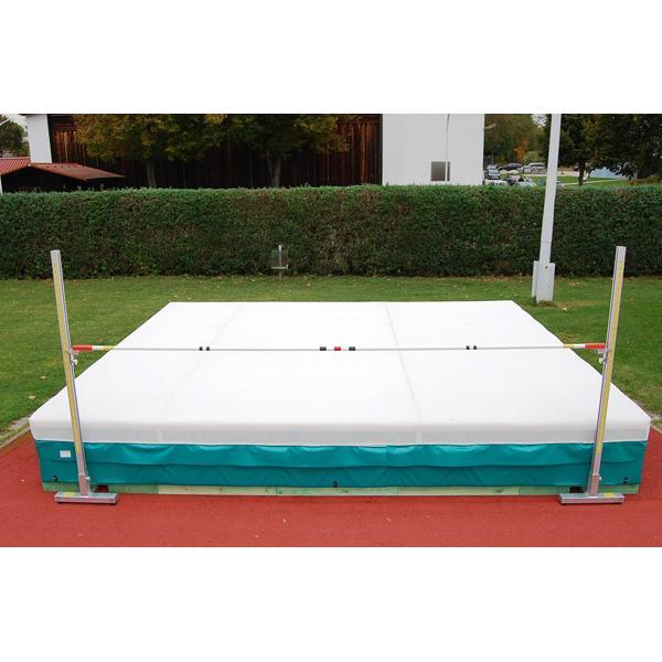 High Jump Mats And Aluminium Base Frame High Quality (Sportex)