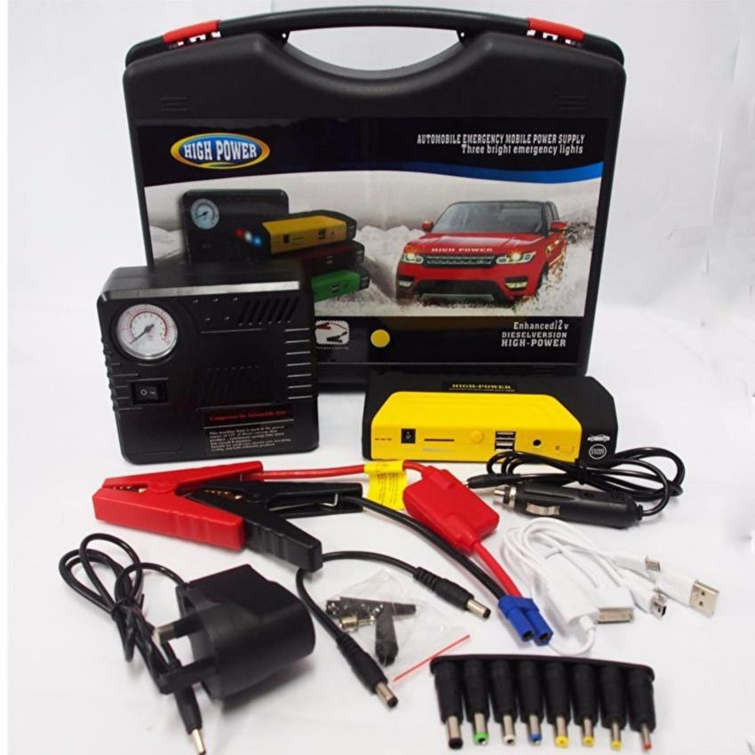 how to jump start a new car