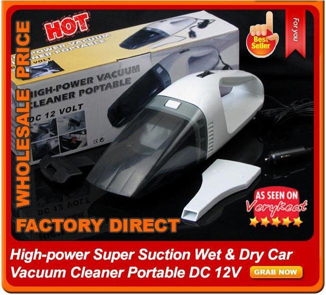 HIGH POWER VACUUM CLEANER - PORTABLE