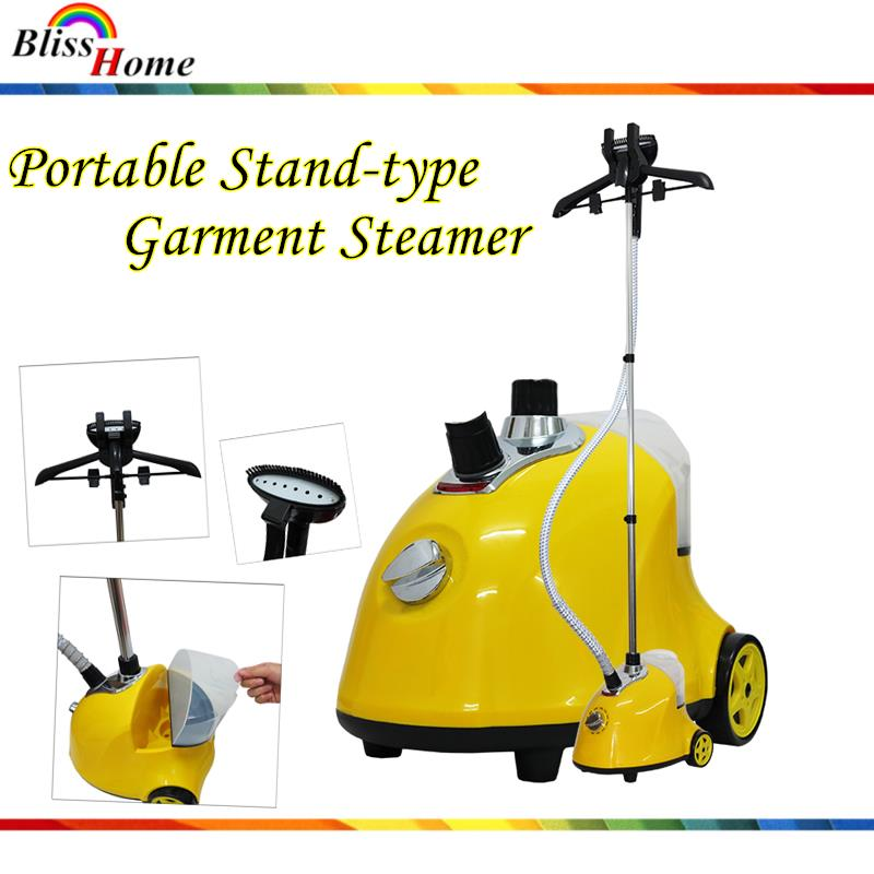 High Quality 1.4L Portable Stand-type Garment Steamer / Clothes Iron