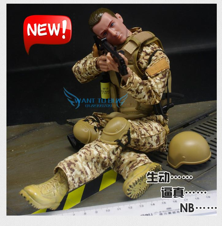 High Quality 12 Inch 30CM Privates Action Figure (Free Shipping) 66