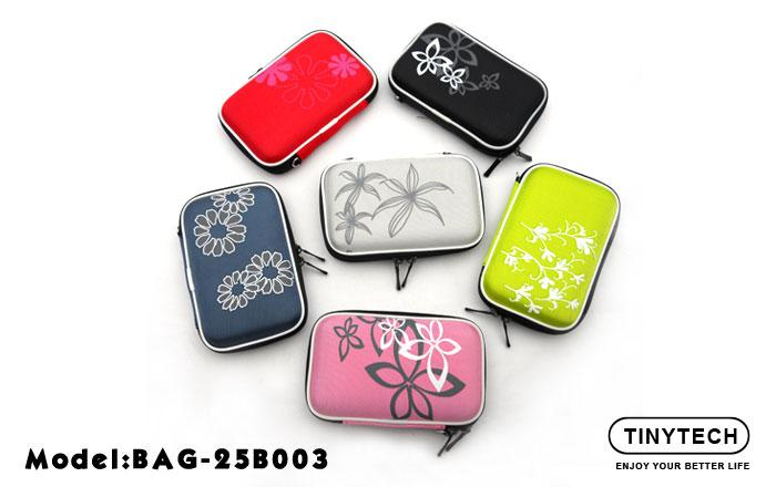 "HIGH QUALITY 2.5"" HDD ANTI SHOCK HARD CASE NYLON COVER POUCH (25B003)"