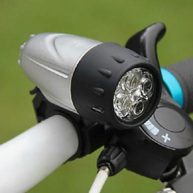High Quality 5-LED Bright Bicycle Front White Light XC-769W