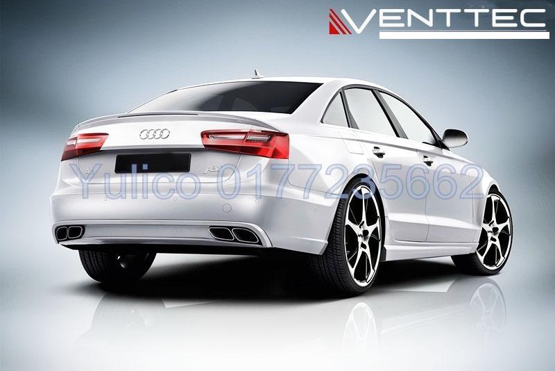 HIGH QUALITY AUDI A6 (C7) DOOR VISOR FOR YEAR 12' AND ABOVE'
