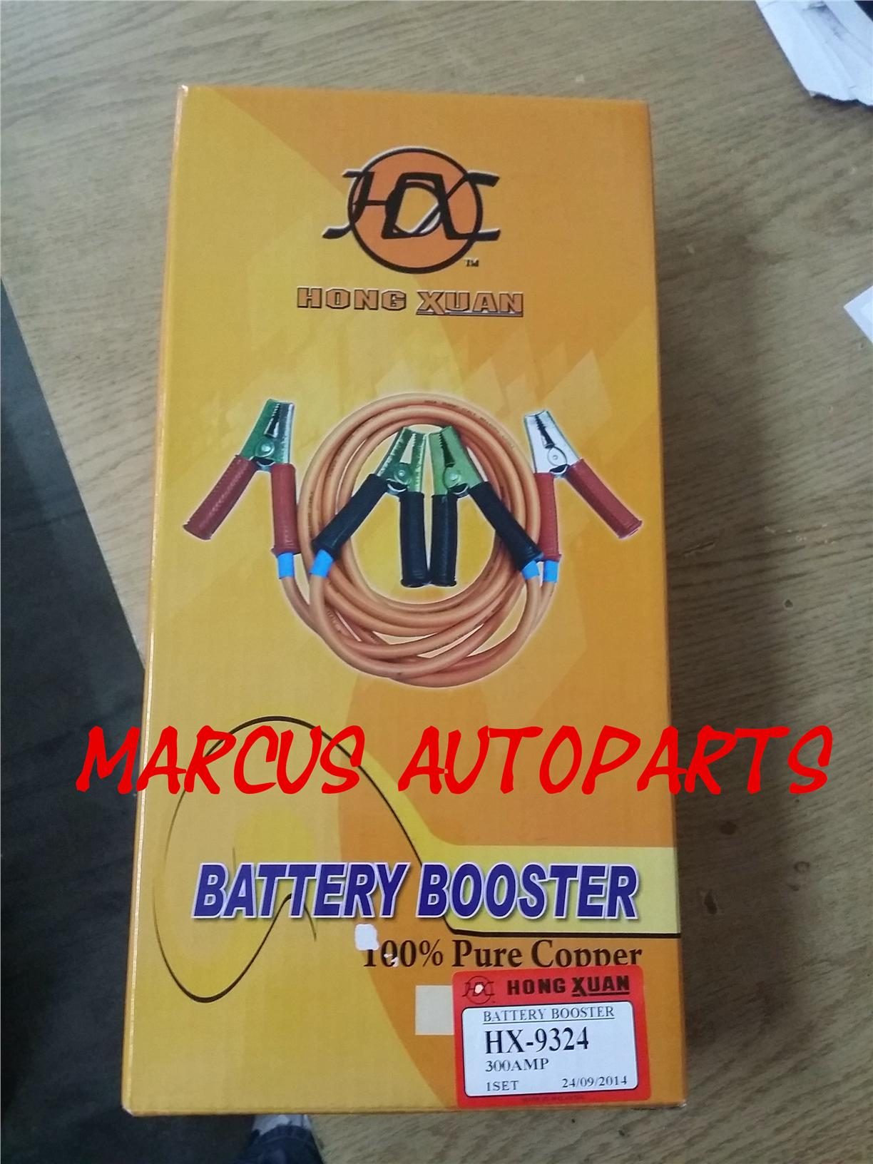 High Quality Battery Booster/Jumper Cable (100% Pure Copper)