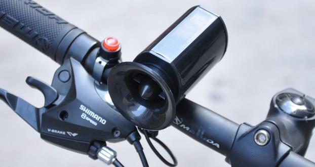 High Quality Bicycle Cycling Safety Electronic Power Horn Bell 90dB