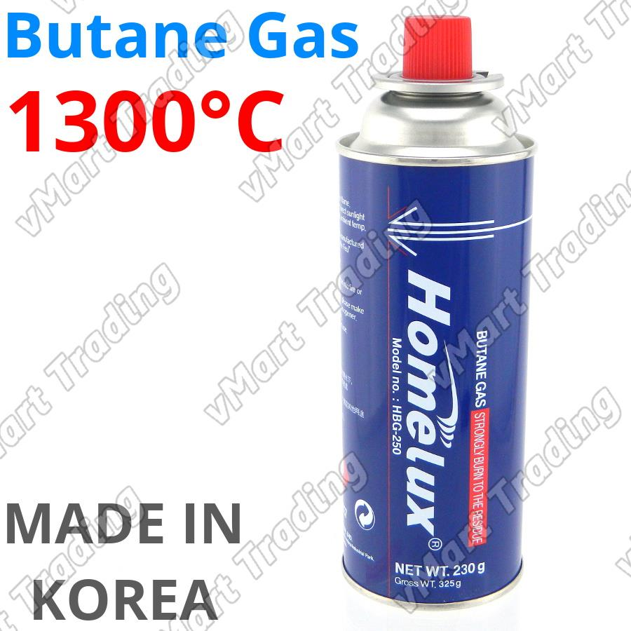 High Quality Butane Gas Cannister Cartridge [Made in Korea]