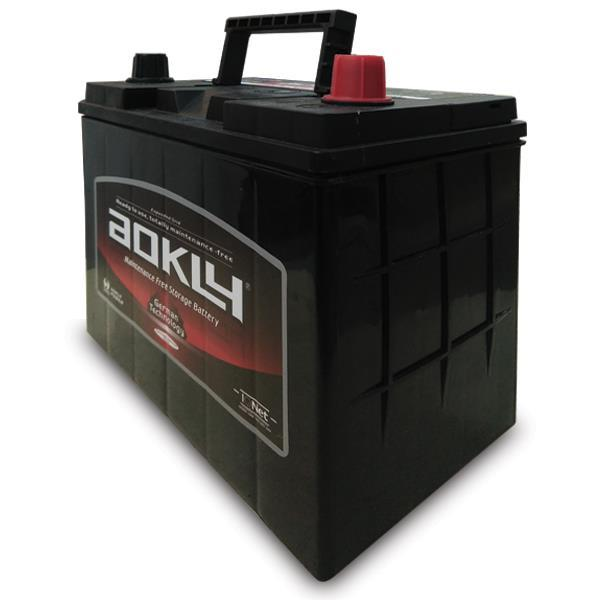 High Quality Capacity Maintenance-free Aokly Car Battery 55B24LMF
