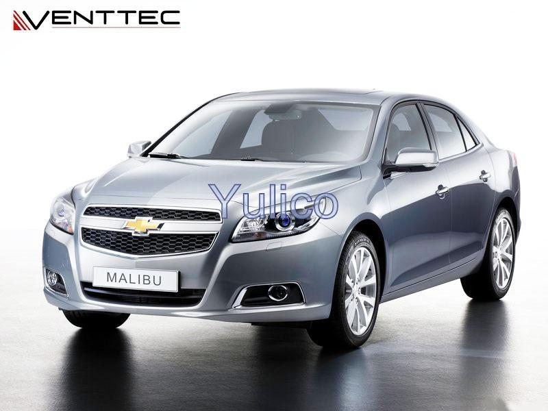 HIGH QUALITY CHEVROLET MALIBU (100MM) DOOR/WINDOW VISOR YR 13' & ABOVE