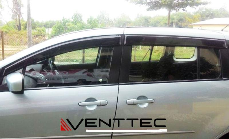 HIGH QUALITY FORD I-MAX DOOR/WINDOW VISOR FOR YEAR 05'-11'