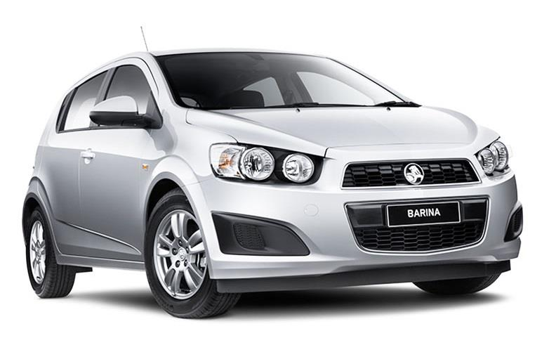 HIGH QUALITY HOLDEN BARINA HB DOOR/WINDOW VISOR  FOR YEAR 12' & ABOVE