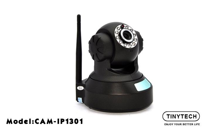 HIGH QUALITY IP CAMERA WIFI P2P H.264 CCTV SECURITY CAMERA (IP1301)