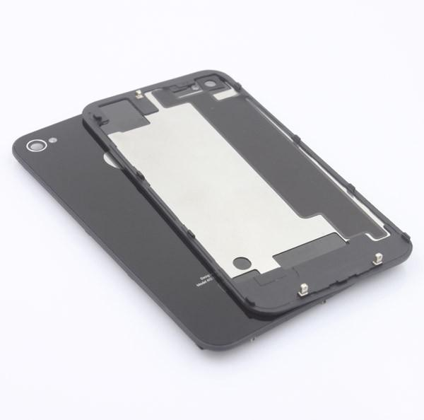 High quality Iphone 4S glass back cover replacement