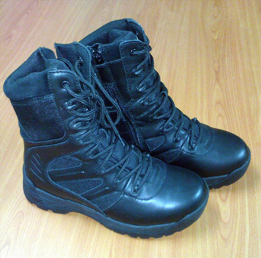New High Quality Johnson Tactical Combat Boot JS098 (All sizes Available))