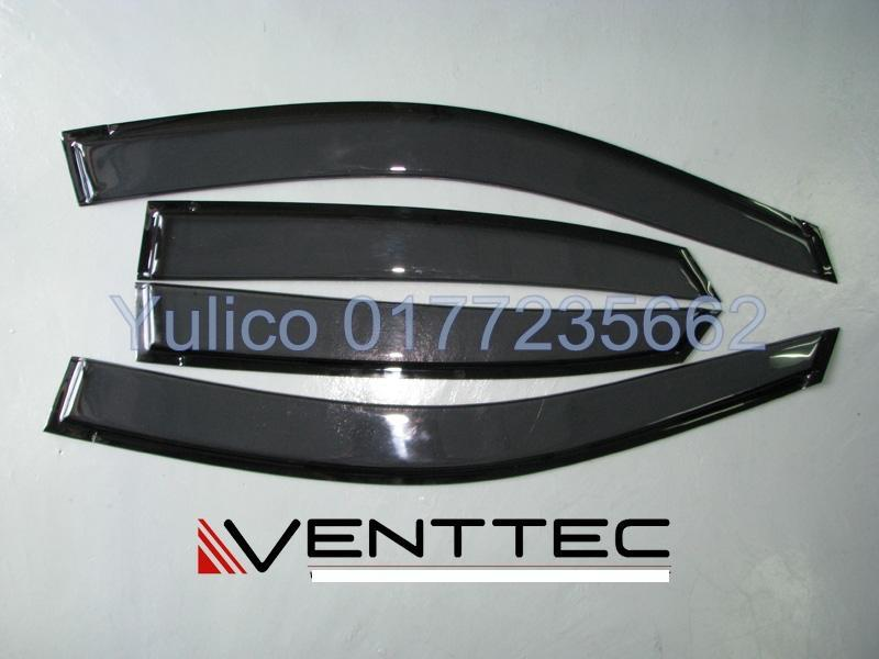 HIGH QUALITY KIA SORENTO DOOR VISOR FOR YEAR 10' AND ABOVE'