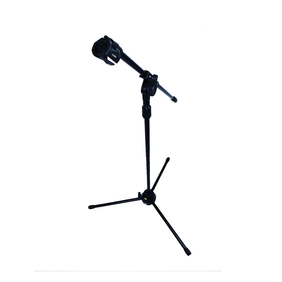 High Quality Microphone Stage Stand MS-01+FREE Microphone Holder Clip