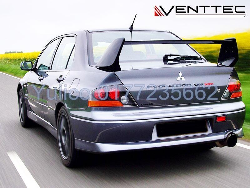HIGH QUALITY MITSUBISHI EVOLUTION XIII EVO 8 DOOR VISOR FOR YR 03'-05'