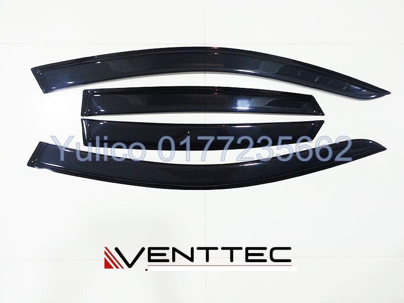 HIGH QUALITY PERODUA BEZZA (75MM) DOOR VISOR YR '16 & ABOVE