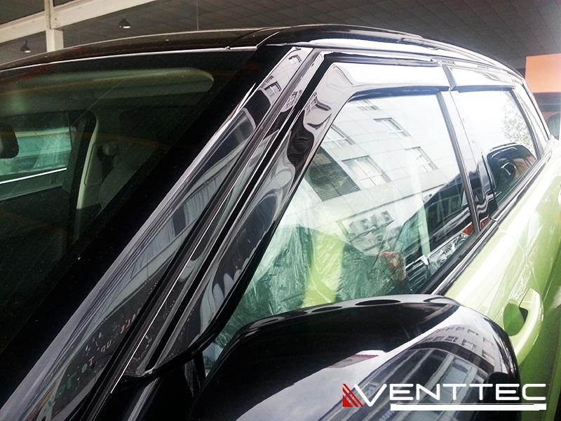 HIGH QUALITY RANGE ROVER EVOQUE DOOR/WINDOW VISOR FOR YEAR 12' & ABOVE