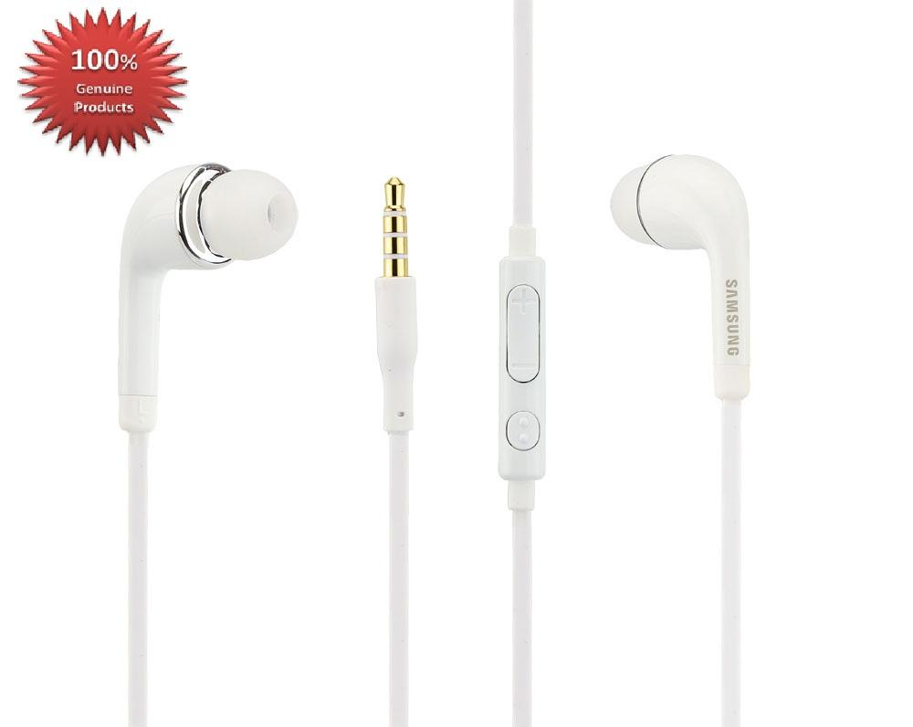High Quality Samsung Galaxy S3 S4 Note 2 3 Headset Earphone Headphone