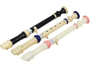 High Quality Soprano Descant Recorder 8 hole Clarinet Instrument Kids