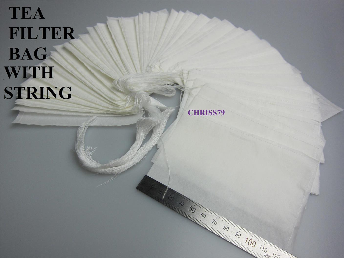 High Quality Tea Bag - Filter Bag With String