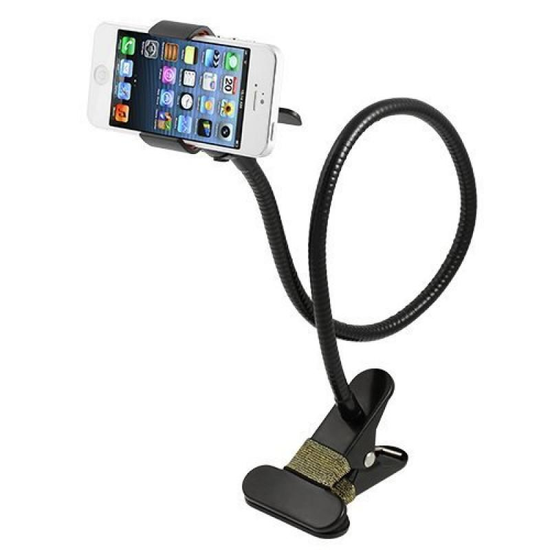 HIGH QUALITY UNIVERSAL FLEXIBLE 72CM LONG ARM HANDPHONE HOLDER (HD-LC)