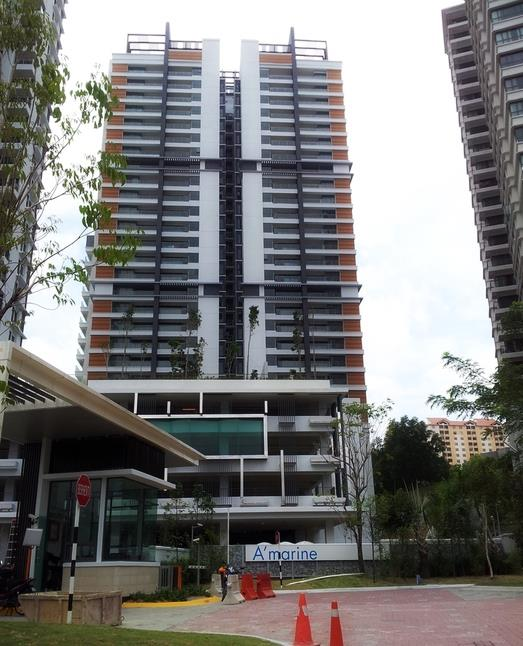 High-end Resort Style condo for sale, A'Marine Lakeside Condo, Sunway