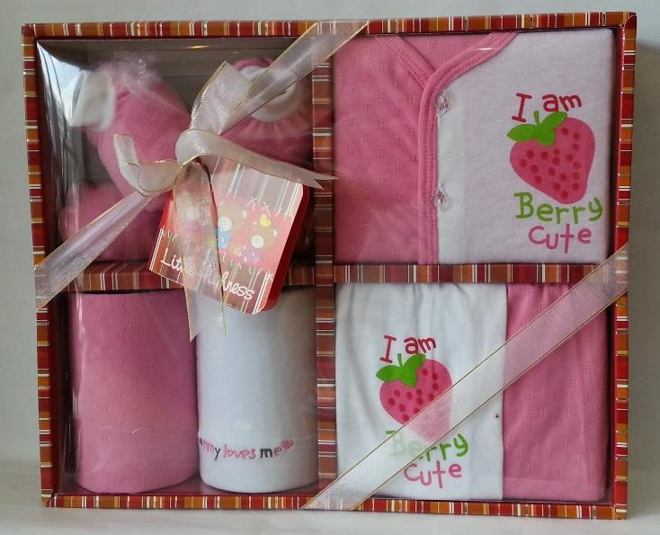 Baby Gift Kl : Little highness baby gift set gs pink only selangor