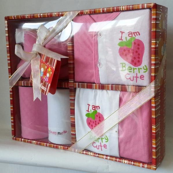Newborn Baby Gift Set Malaysia : Little highness baby gift set gs pink only selangor